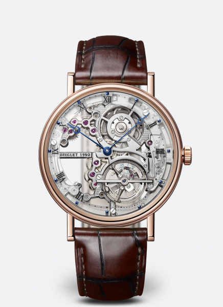 Breguet Classique Tourbillon Extra-Plat Squelette 5395, Tourbillon Watches