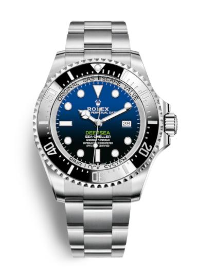 Rolex Deepsea Sea-Dweller D-Blue dial, Rolex Deepsea Watches