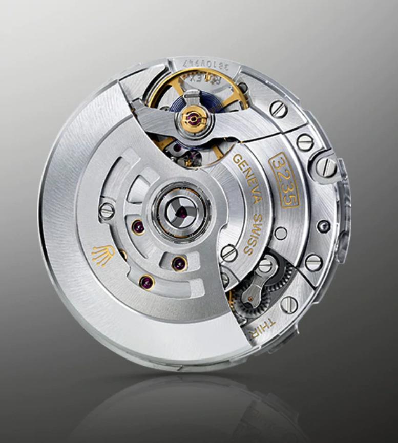 Rolex Deepsea Sea-Dweller Calibre 3235 Movement