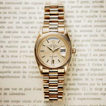 Original Rolex Day-Date Watch, Rolex Presidential