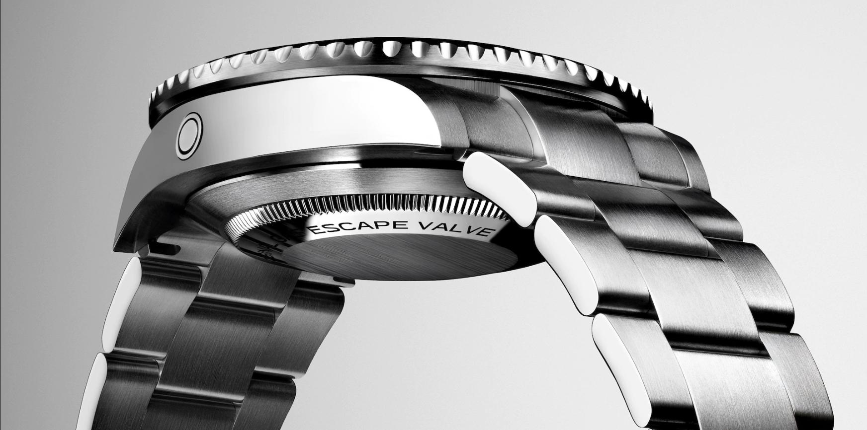 Rolex Deepsea Escape Valve, Rolex Deepsea Watches