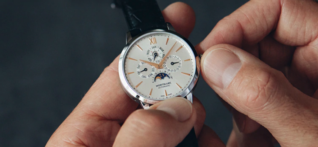 How to Care for your Montblanc Watch
