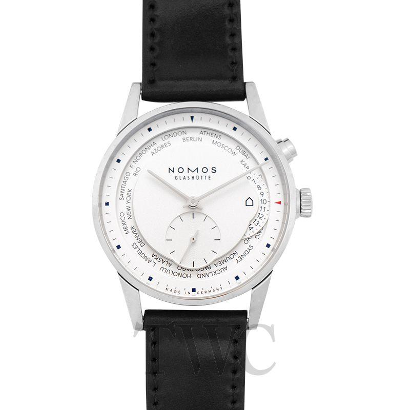 Nomos Zurich World Time, GMT Watches