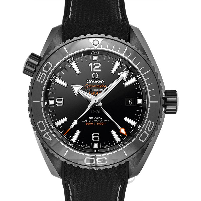 Omega Seamaster Planet Ocean GMT, GMT Watches