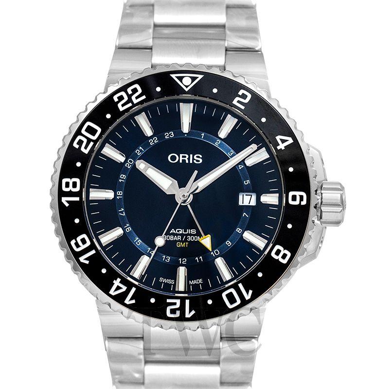 Oris Aquis GMT, GMT Watch