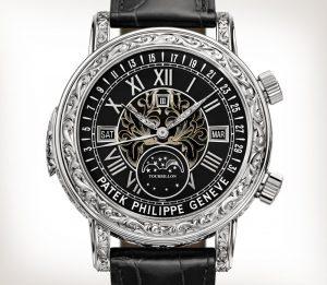 Patek Philippe Grand Complications Sky Moon Tourbillon, Tourbillon Watches