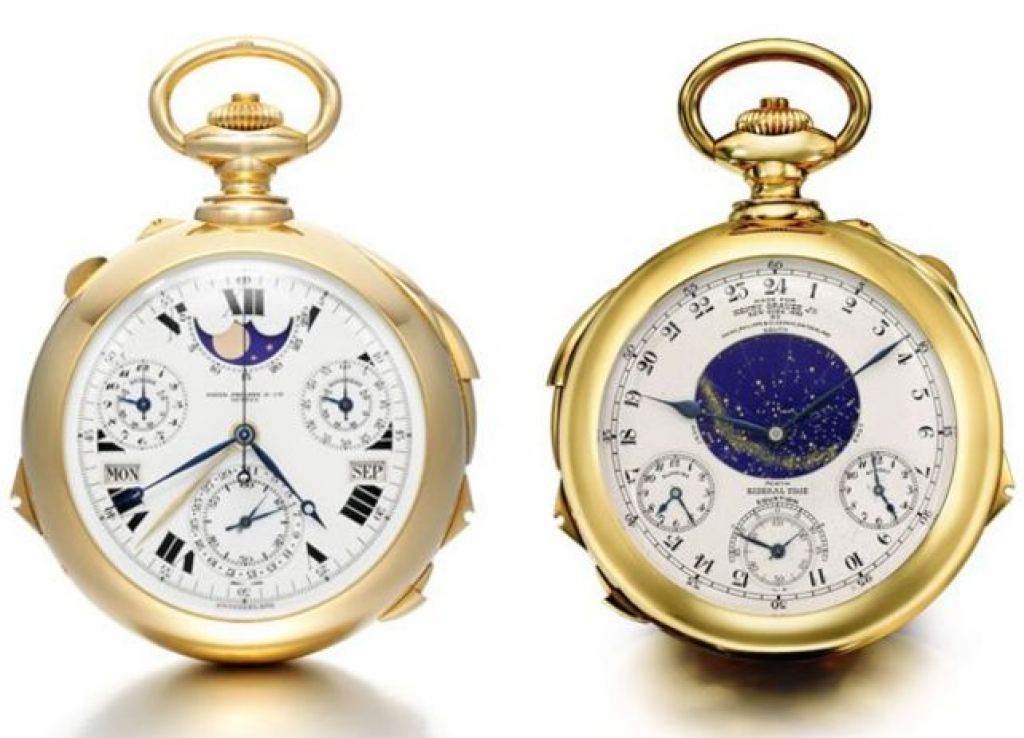 Patek Philippe Henry Graves Supercomplication, Patek Phlippe Watches