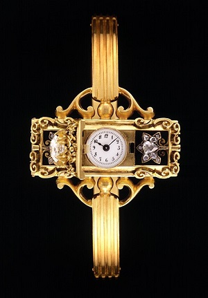 World's first Swiss wristwatch made by Patek Philippe for Countess Koscowicz