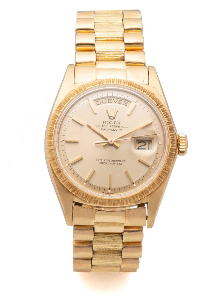 Rolex Day-Date Ref. 1807 Yellow Gold, Rolex Presidential Watch