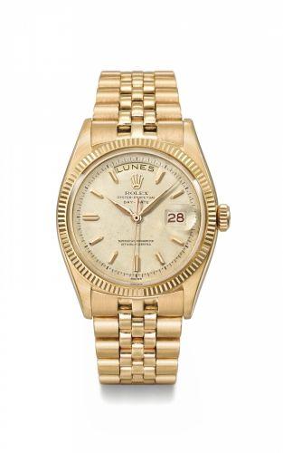 Rolex Day-Date Ref. 6611, Rolex Presidential Watch