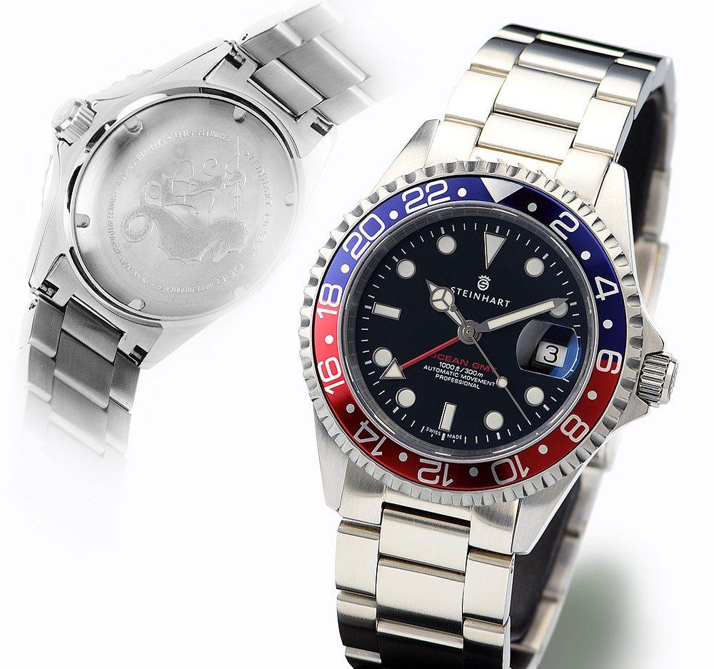 Steinhart GMT Ocean One, GMT Watches