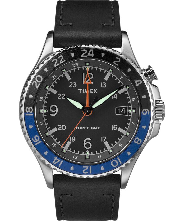 Timex Allied Three GMT, GMT Watches