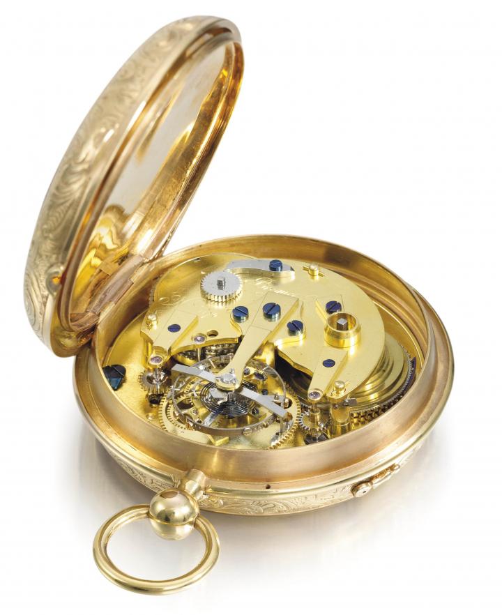 Breguet Tourbillon Pocket Watch, Tourbillon Watches
