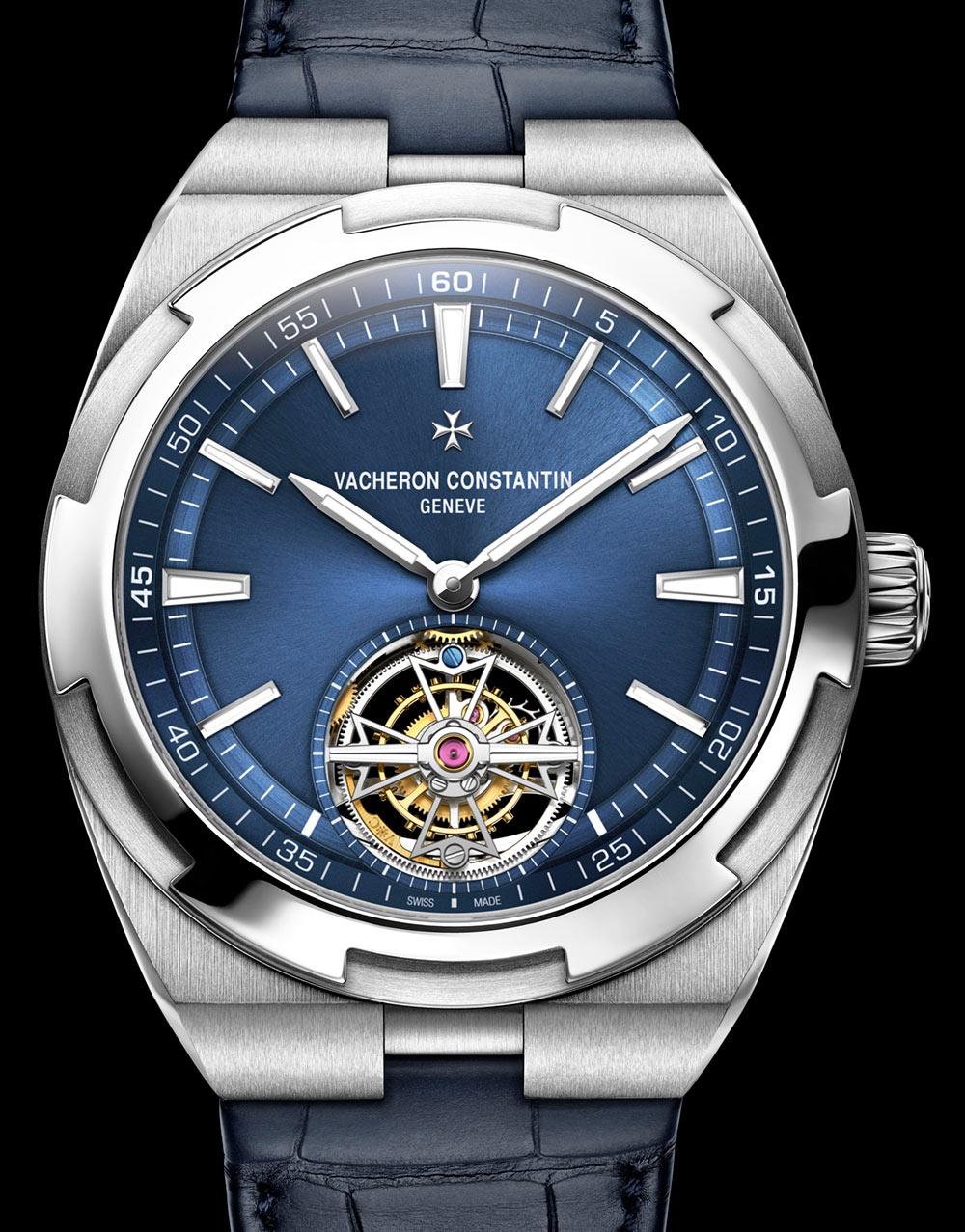 Vacheron Constantin Overseas Tourbillon, Tourbillon Watches