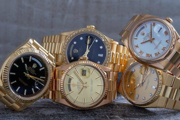 Vintage Rolex Day-Date Watches, Rolex Presidential Watches