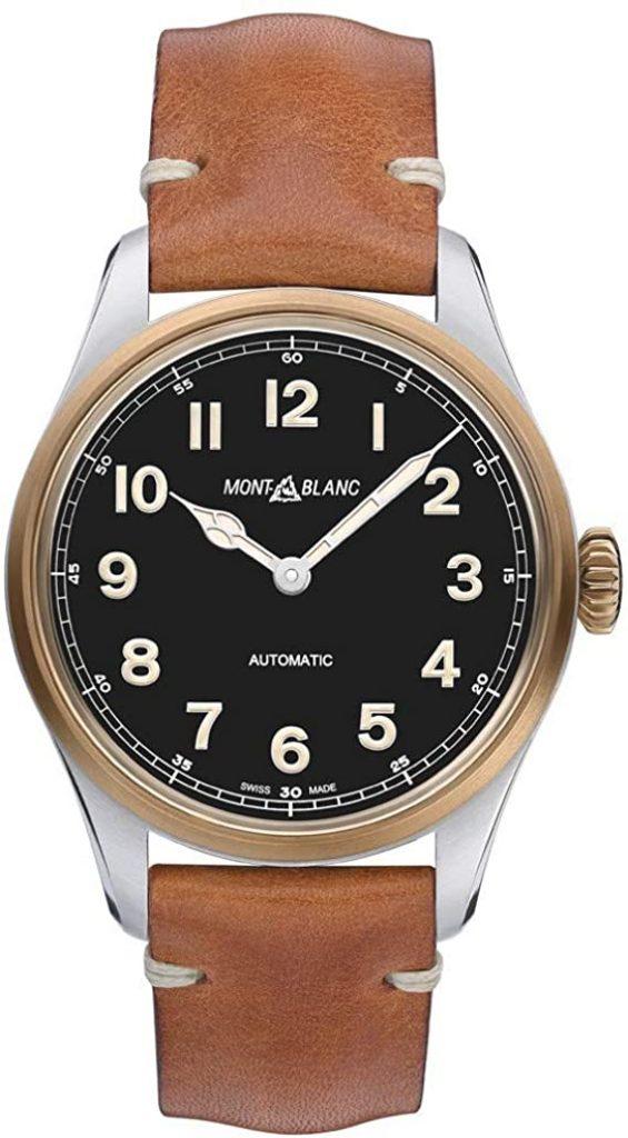 Montblanc 1858, Montblanc Watches