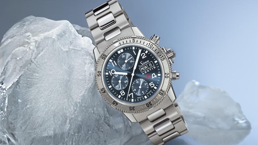 Sinn 206 ARKTIS II Chronograph Dive Watch