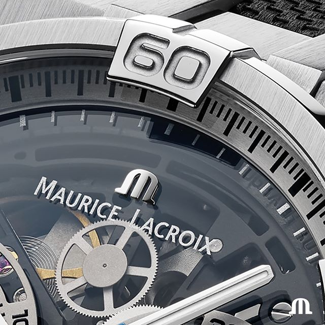 Maurice Lacroix Watch Dial