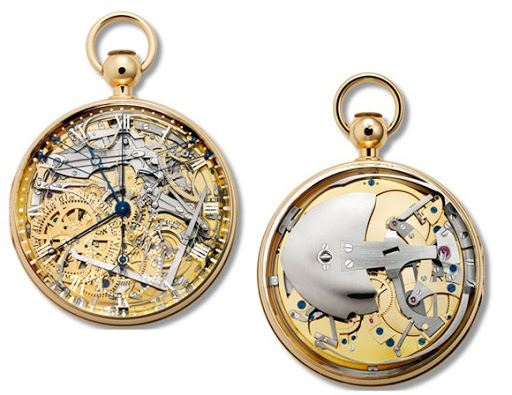 Breguet Marie Antoinette Pocket Watch