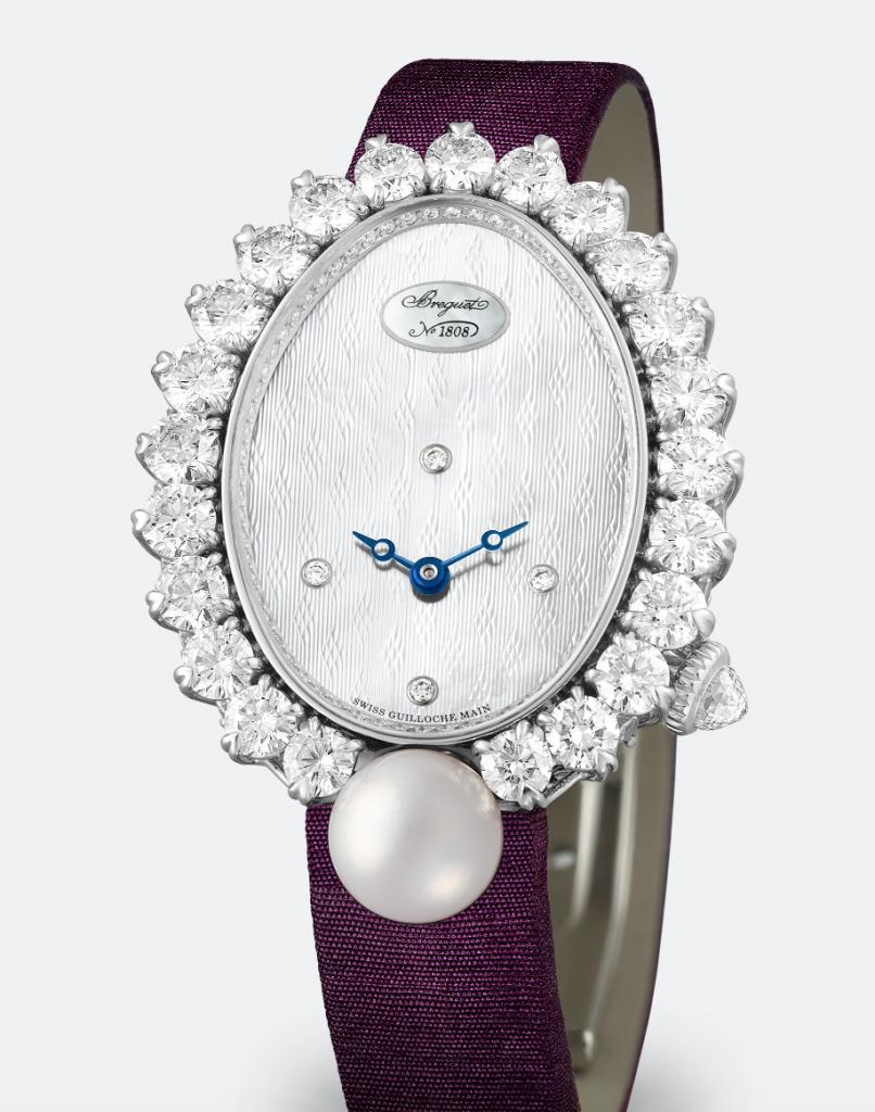 Breguet Perles de Imperiales GJ29BB8924/5D58