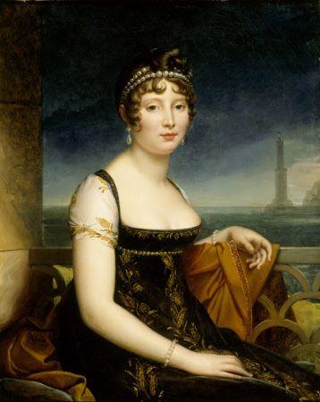Caroline Murat, Queen of Naples, One of Breguet's Iconic Muses