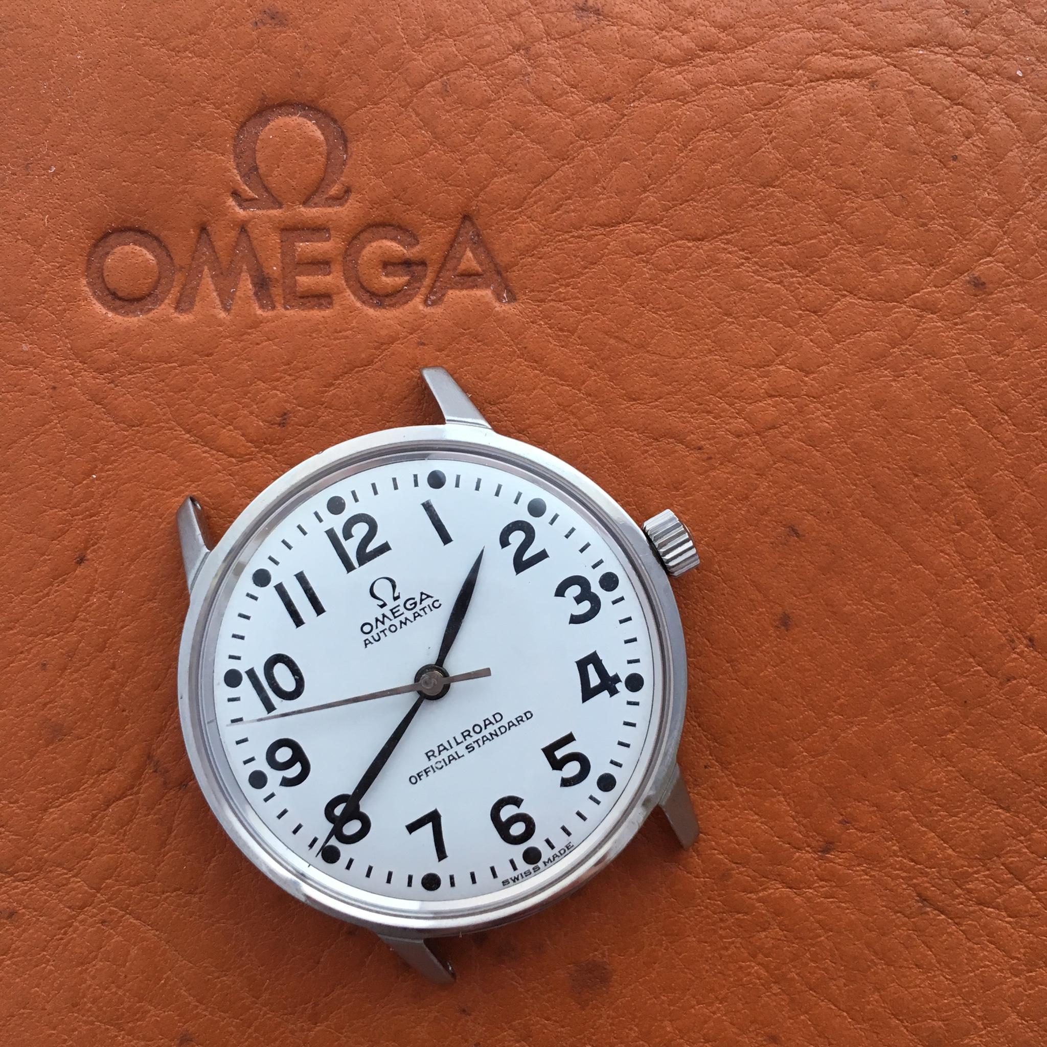 Omega Railmaster Railroad