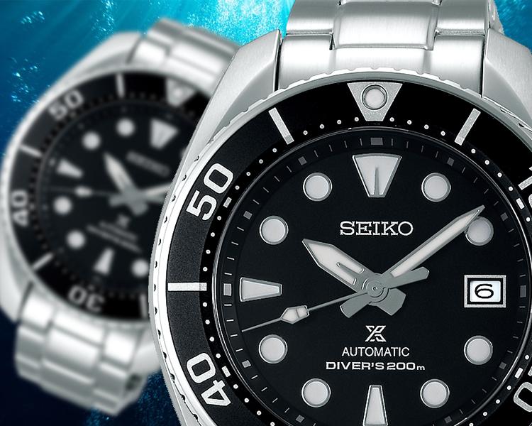 Seiko Prospex Sumo SPB101J1 Detail, Seiko Sumo