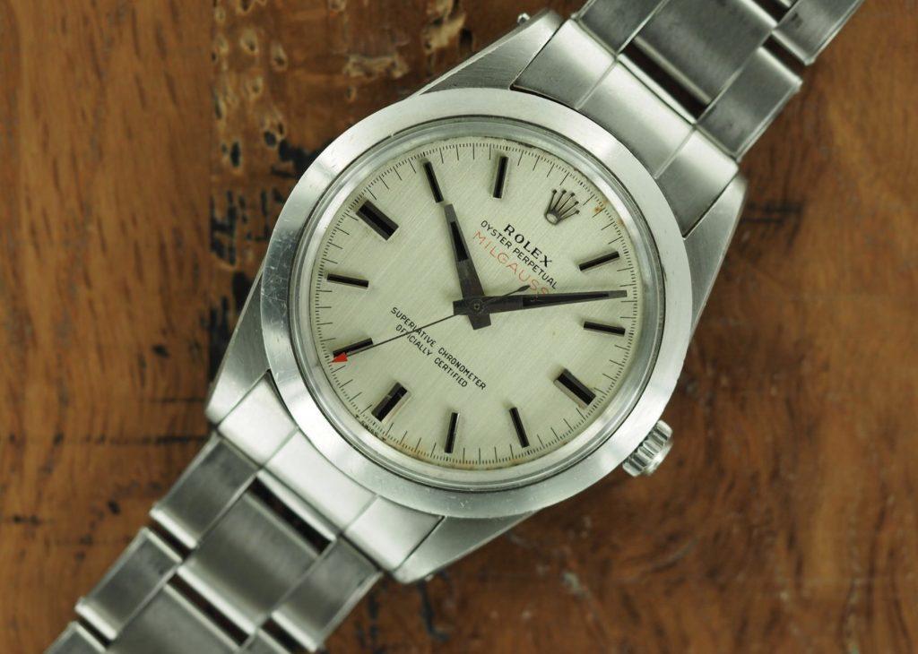 Vintage Rolex Milgauss Ref. 6019