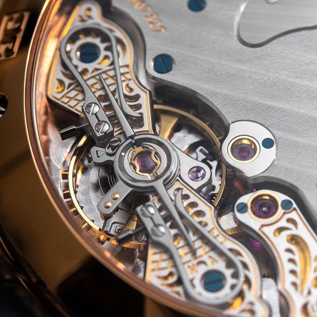 Glashutte Original Watchmaking Expertise