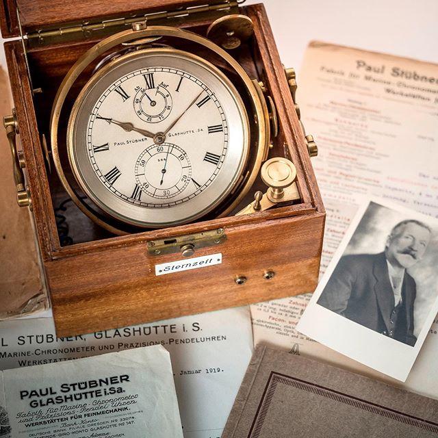 History of Glashutte Original