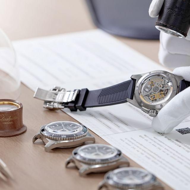 Glashutte Original's Watchmaking Excellence