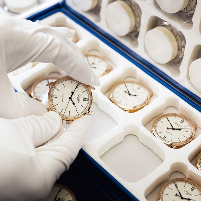 Glashutte Orignal Watches