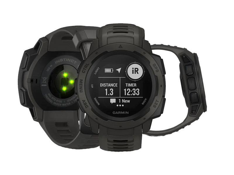 Garmin Instinct Design