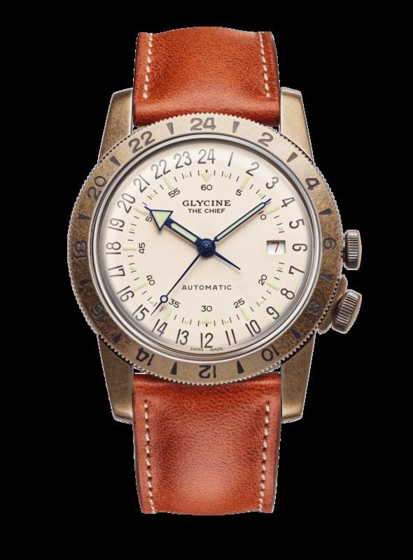 Glycine Airman Vintage The Chief GL0250