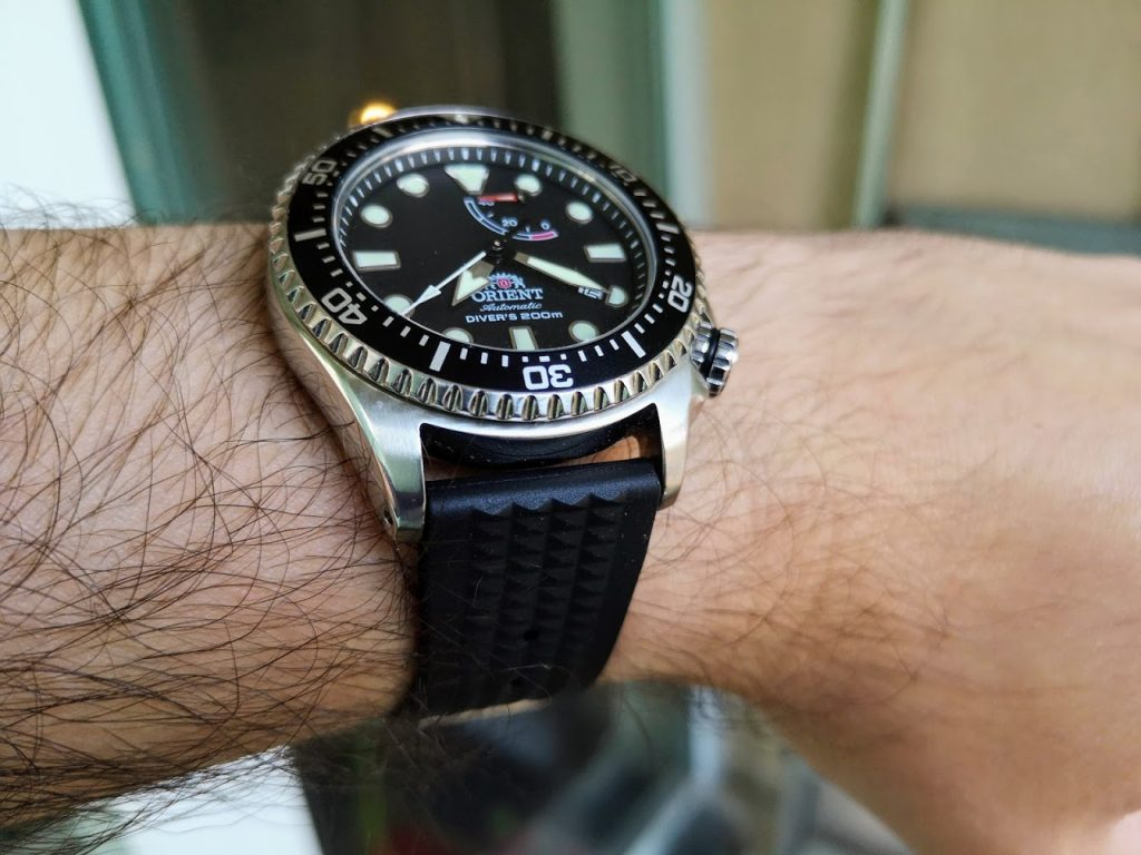 Orient Triton Watch