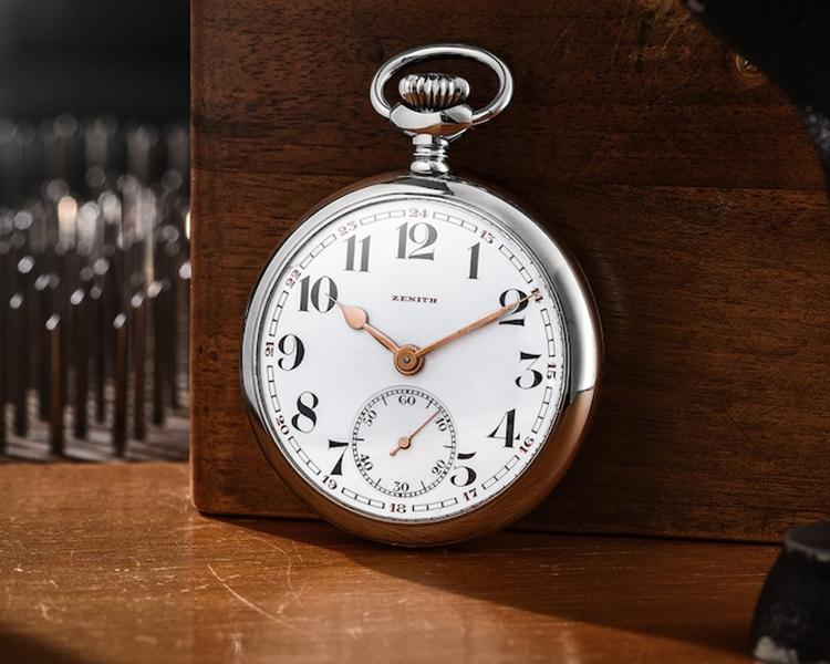 Vintage Zenith Watch