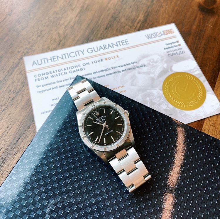 Watch Gang Rolex