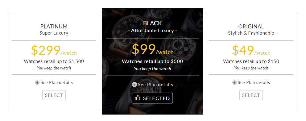 Watch Gang Pricing Subscription Fees