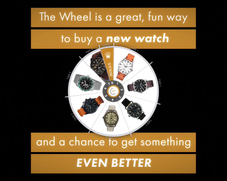 Watch Gang Wheel of Watches