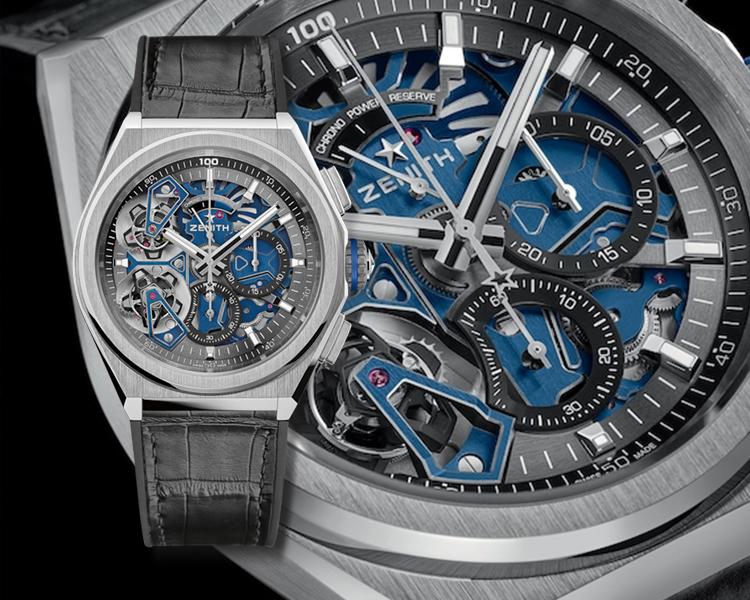 Zenith Defy Double Tourbillon, Zenith Watches