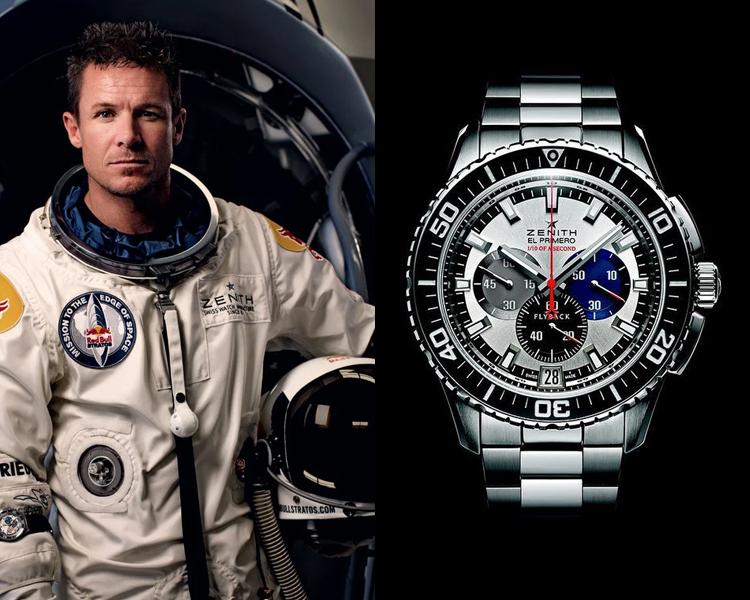 Zenith Watches Felix Baumgartner