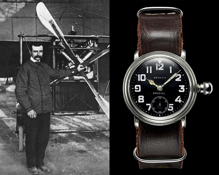 Zenith Watches Louis Bleriot