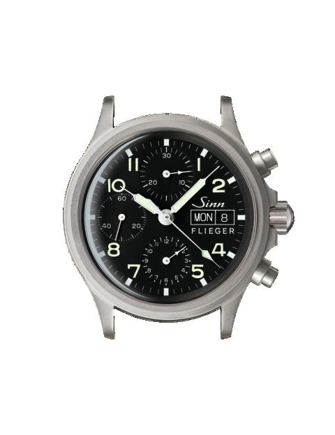 Sinn 356 Pilot Watch's Dial