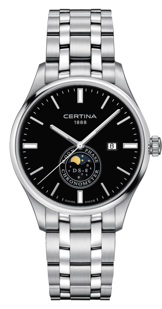 Certina DS 8 Moon Phase