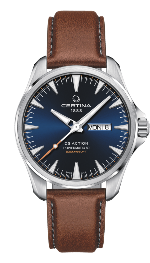 Certina DS Action Day Date