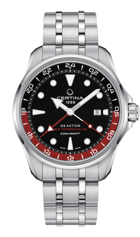 Certina DS Action GMT