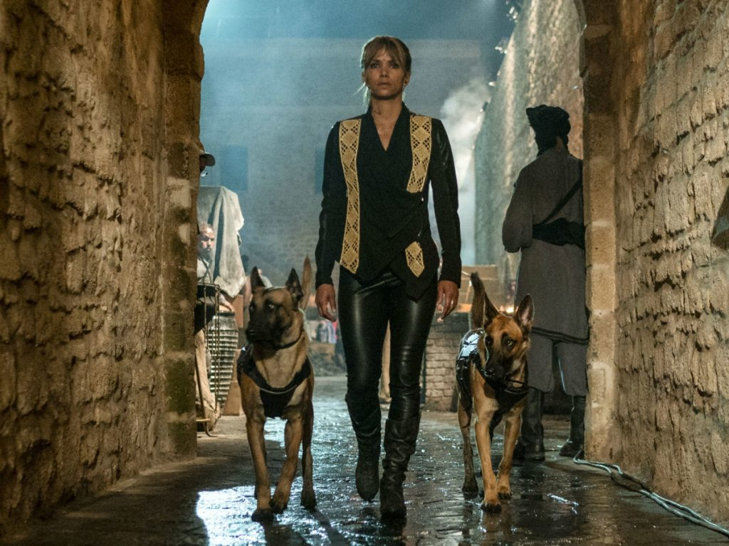 Halle Berry as Sofia in John Wick, John Wick Watch
