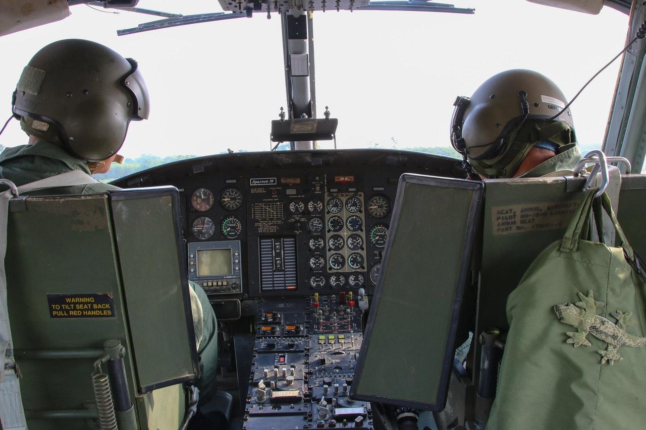 Pilots at Work, Seiko Flightmaster Watches