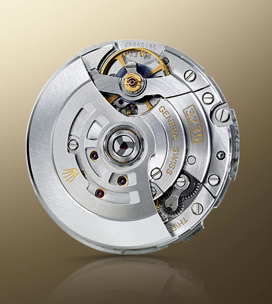 Rolex 3235 Movement