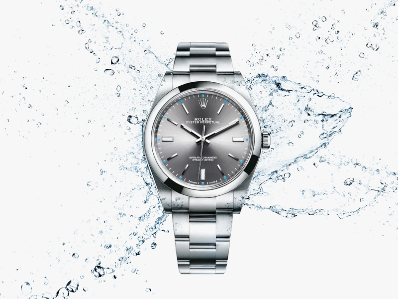 Rolex Oyster Perpetual Superlative Chronometer
